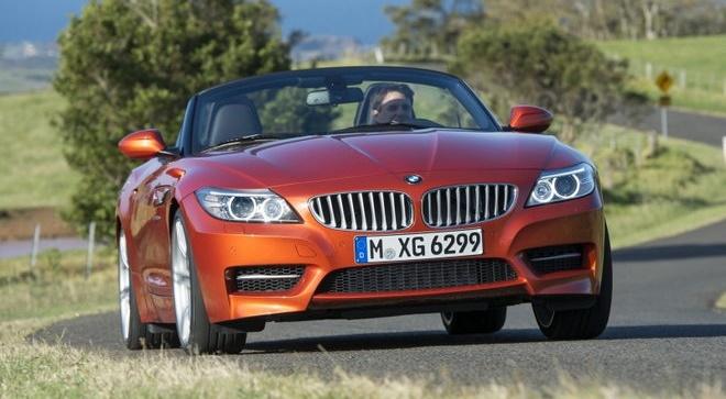 BMW Z Serisi Z4