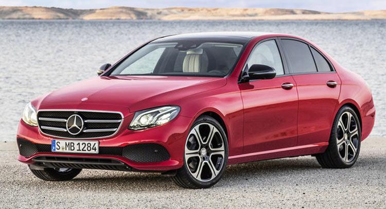 Yeni Mercedes-Benz E Serisi